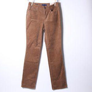 Talbots Curvy Straight Leg Corduroy Pants_4_NWT